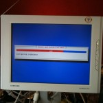 The desktop server installing Ubuntu 10.04.1 LTS